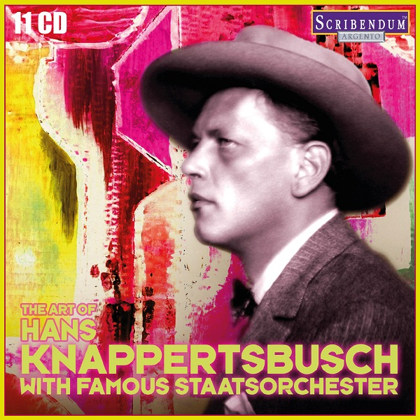Knappertsbusch The Art Of - With Famous Staatsorchester