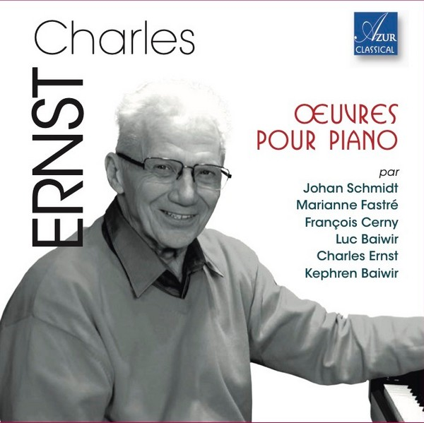 Ernst Charles Oeuvres Pour Piano - Herbert Schuch, Piano