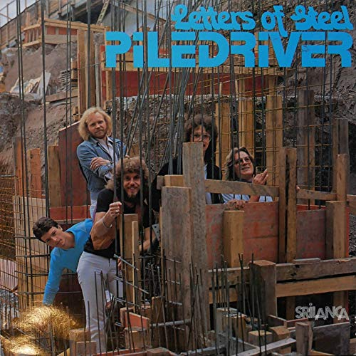 Piledriver  Letter of Steel