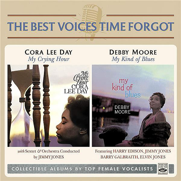 Cora Lee Day/Debby Moore - The best voices time forgot