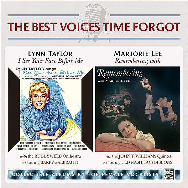 Linn Taylor/Marjorie Lee - The best voices time forgot