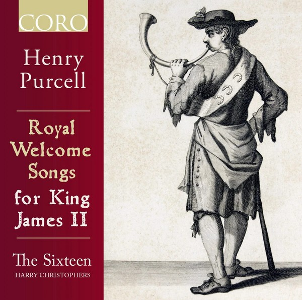 Henry Purcell (16 59-1695) - Royal Welcome Songs for King James II