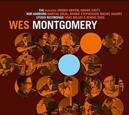 [DELTAN78078] Wes Montgomery - The Ndr Hamburg Studio Recordings (VINYLE)