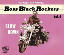 [BS22927] BOSS BLACK ROCKERS, vol.4 Slow Down