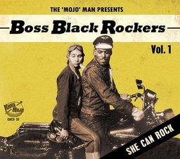 [BS22450] BOSS BLACK ROCKERS, vol.1 She can rock