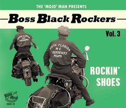 [BS22925] BOSS BLACK ROCKERS, vol.3 Rockin' Shoes