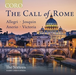 [COR16178] THE CALL OF ROME The Sixteen