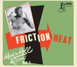 [BS22431] Rock'n Roll Kittens, vol.1 Friction Heat