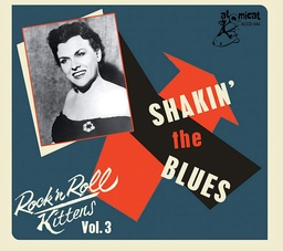 [BS22437] Rock'n Roll Kittens, vol.3 Shakin' the Blues