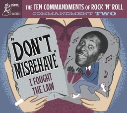 [BS23243] The Ten Commandments of Rock'n'Roll Commandment Two