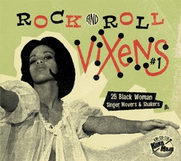 [BS23257] Rock and Roll Vixens # 1