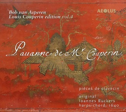 [AE10184] Louis Couperin (1626-1661) - Edition Louis Couperin - vol.4 / Van Asperen