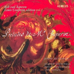 [AE10094] Louis Couperin (1626-1661) - Edition Louis Couperin - vol.1 / Van Asperen