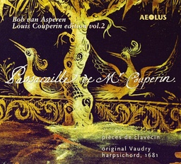 [AE10114] Louis Couperin (1626-1661) - Edition Louis Couperin - vol.2 / Van Asperen