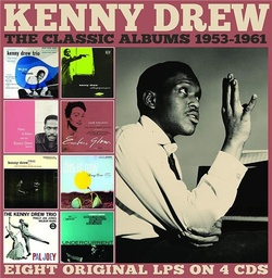 [862851] Kenny Drew - The Classic Albums 1953-1961
