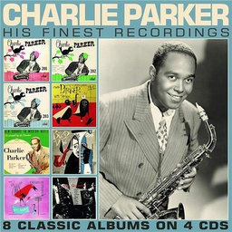[862861] Charlie Parker - His finest recordings