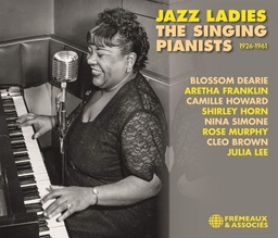 [FA5776] Jazz Ladies, the singing pianists 1926-1961
