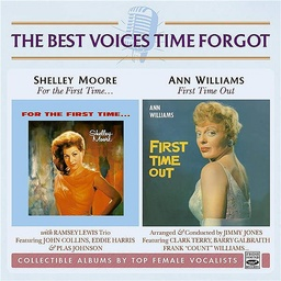 [868780] Shelley Moore/Ann Williams - The best voices time forgot