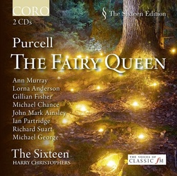 [COR16005] Henry Purcell (1659-1695) - The Fairy Queen