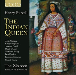 [COR16129] Henry Purcell (1659-1695) - The Indian Queen