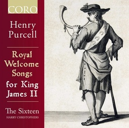 [COR16151] Henry Purcell (16 59-1695) - Royal Welcome Songs for King James II