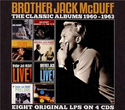 [862829] Brother Jack McDuff - The Classic Albums 1960-1963