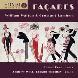 [SOMM0614] William Walton (1902-1983), Constant Lambert (1905-1951) - Façades