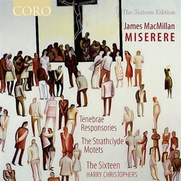 [COR16096] James Macmillan (1959-) - Miserere